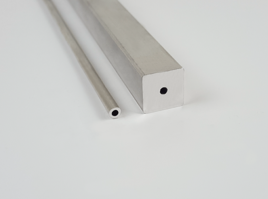 Extrusions with Tight Hole Tolerances - Minalex