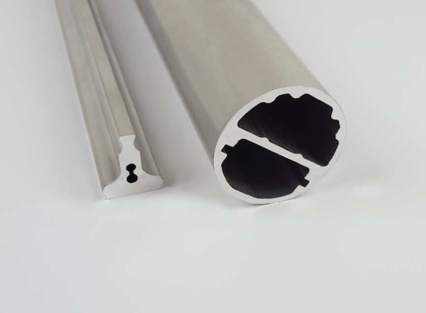 Electronics Aluminum Extrusions Profiles - Wave Guides, Card Guides & Housings - Minalex