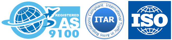 Certified Aluminum Extrusions - ISO9001 - AS9100 - ITAR -  Minalex
