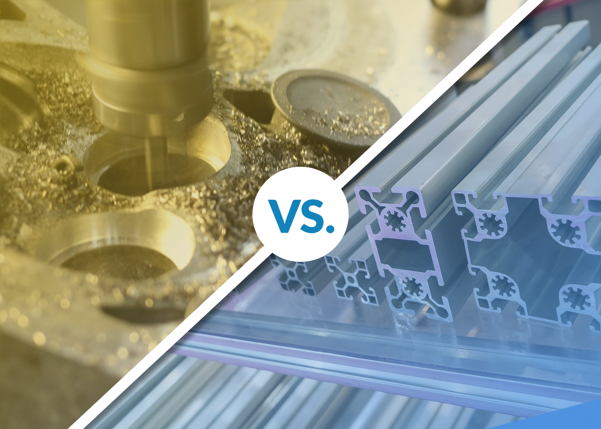 Machine vs Extruding Image